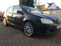 Vw Golf Mk5 2.0tdi 4motion **SPARES/REPAIRS**