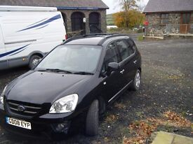 2008 2.0 Litre, Black, Automatic, 7 Seater. Good reliable family car.