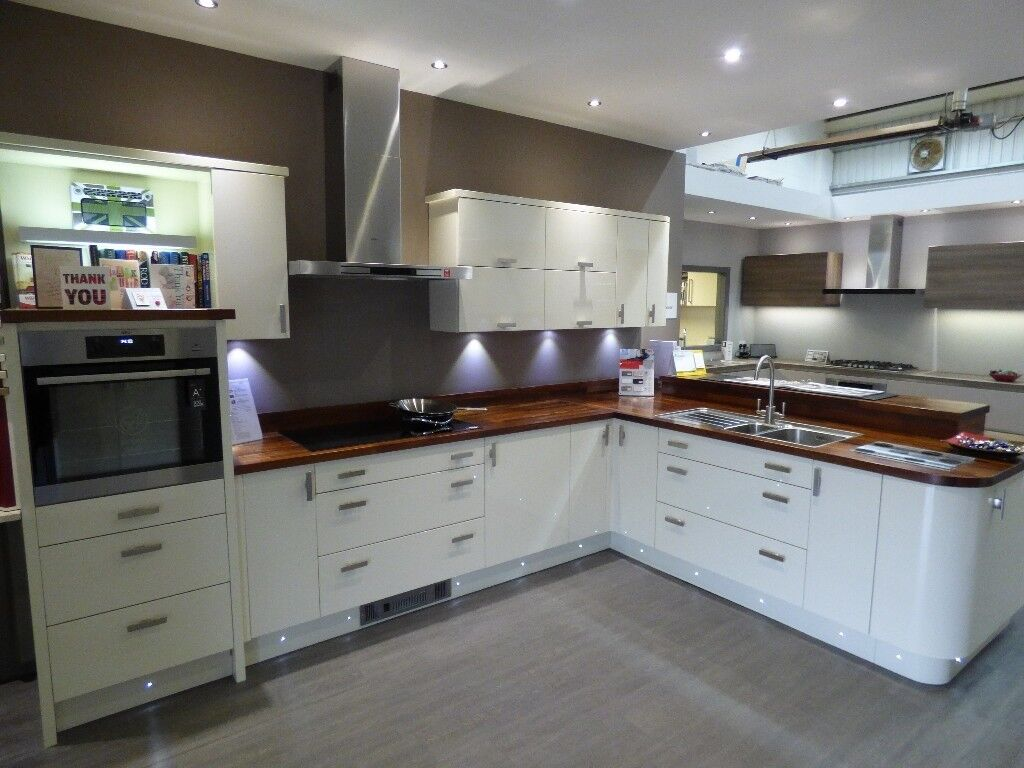 Ex Display Kitchen Units for Sale, can be seen in showroom ...