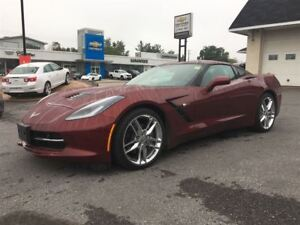 2017 Chevrolet Corvette Stingray 2LT