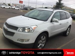 Value Point 2009 Chevrolet Traverse LTZ AWD - FULLY LOADED!
