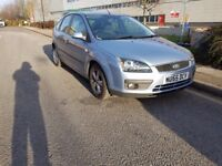 2006 FORD FOCUS 1.6 AUTOMATIC ZETEC CLIMATE PACK, LONG MOT, BLUETOOTH, EXCELLENT RUNNER