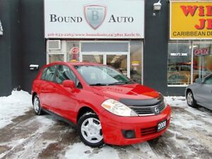 2008 Nissan Versa 1.8S|AUTOMATIC|POWER GROUP|KEYLESS ENTRY