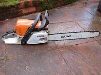 Stihl chainsaw MS 362c vgc