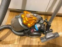 Dyson DC19 Bagless Cylinder Hoover Vacuum Cleaner