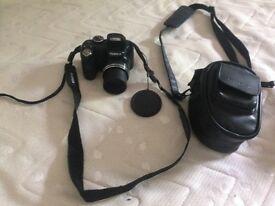 Fujifilm camera with video playback