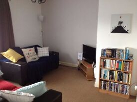 Huge 2 bedroom flat in Central Didsbury- available 10th April