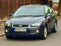 2006 FORD FOCUS 1.8 LOW MILEAGE SERVICE HISTORY FULL YEARS MOT 3 MONTHS WARRANTY
