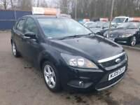 Ford Focus, Zetec 100,2009, 1.6, Full Years MOT, FSH, Finance Available, Warranty Included,