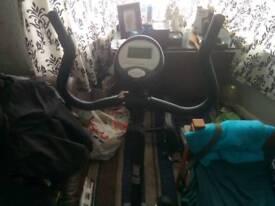 Weslo persuit R20 exercise bike
