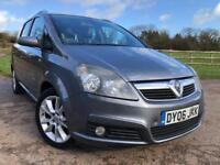 Vauxhall Zafira 1.9 CDTi Design 7 Seater
