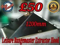 Leisure Rangemaster Extractor Hood 1200mm