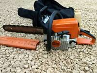Stihl MS 230 petrol Chainsaw in fantastic condition.