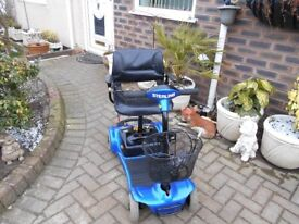 gem car boot mobility scooter