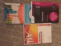 Advanced higher Chemistry study guides and past papers SQA