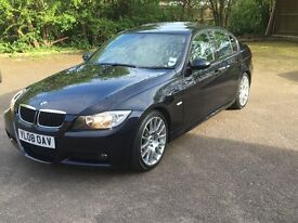 BMW 3 SERIES 2.0 320i M Sport Edition 4dr Full Leather BMW FSH