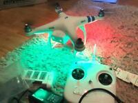 Phantom 2 fully working drone quadrocopter