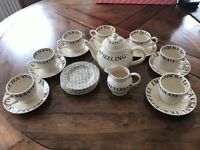 Emma Bridgewater - Black Toast Tea Set