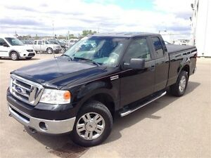 2008 Ford F-150 XLT XTR 4x4 - low kms!!