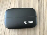 HD360S ELGATO STREAMING AND RECORDING CARD