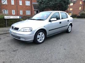 Vauxhall Astra 2.0 DTI elegance 5dr low Mileage Clear HPI