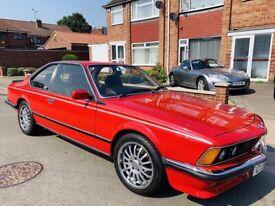 BMW, 6 SERIES, 1985, 3430 (cc)