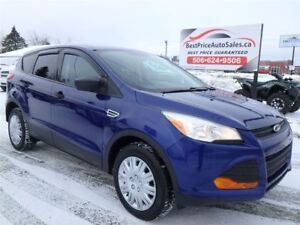 2013 Ford Escape S CERTIFIED!
