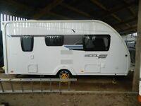 Caravan Sterling Eccles Sport 442 2013 model