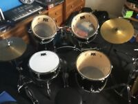 Kix Beginners' drum kit