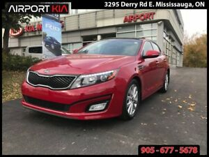 2015 Kia Optima EX+/PANO ROOF/LEATHER/