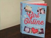 Girl Online Hardback, Girl Online on Tour Paperback and The Potion Diaries by Amy Alward Paperback.