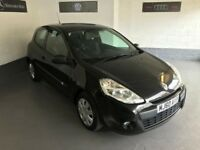RENAULT CLIO 1.2/2010:60/COMES WITH A FULL MOT AND 3 MONTHS WARRANTY