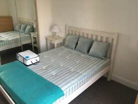 Immaculate double room available to rent in a shared flat