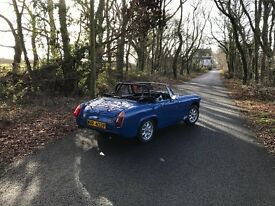 1976 mg midget *huge price drop* need it gone