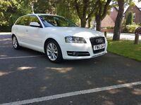 Audi A3 Tdi low mileage 5 door