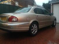 Jaguar x type 2005 2.0 diesel 2 owners FSH MOT HPI CLEAR