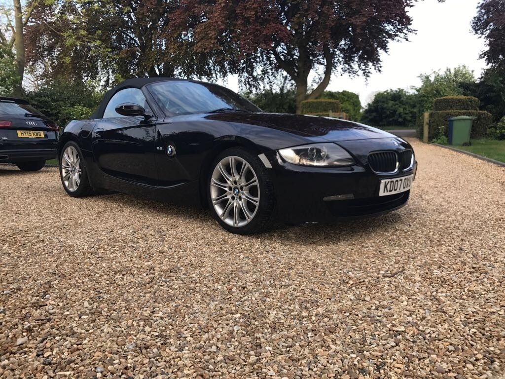 Bmw Z4 2 5 I Sport Roadster Mot 06 04 2018 In