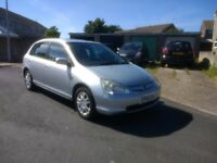 Honda Civic SE Executive 2002
