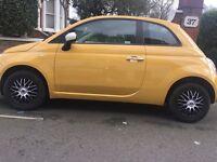 Fiat 500 1.2 petrol 20000 mil