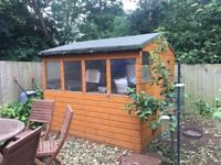 Garden/Potting Shed 8 X 8 solid build