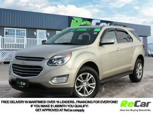 2016 Chevrolet Equinox 1LT AWD | HEATED SEATS | BACK UP CAM