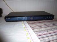 Sony Blu Ray Disc Player