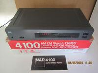 NAD 4100 monitor series tuner