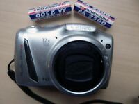 Canon PowerShot SX150 IS Digital Camera (14.1MP budget compact superzoom)