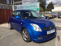 Suzuki Swift 1.5 GLX 5dr£1,495 p/x welcome NEW MOT. FINANCE AVAILABLE