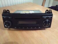 Radio for mercedes vito 2008