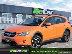 2014 Subaru XV Crosstrek Touring AWD | HEATED SEATS | KEYLESS...