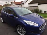 Ford feast 1.0 Petrol automatic navigation titanium Ecoboost