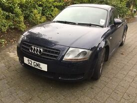 Very Low Mileage Immaculate 2006 Audi TT AUTOMATIC