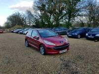 2006 Peugeot 207 1.4 5dr Hatchback 10 Months MOT Low Milage £400 Just Spent O...